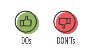 De Do's en Don'ts als leidinggevende inzake verzuim